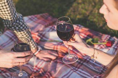 picknicken camping frankrijk